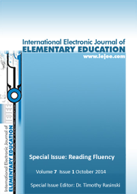 Supporting the development of silent reading fluency: An